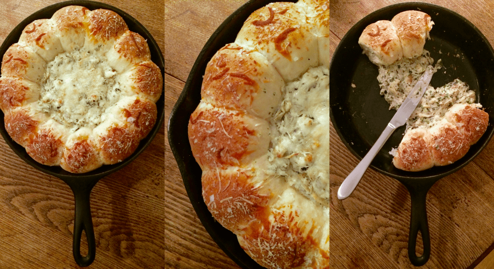 That Spinach Artichoke Dip From The Tasty Video!
