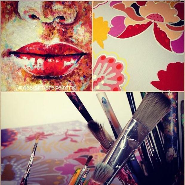 tableau décor art creation peinture