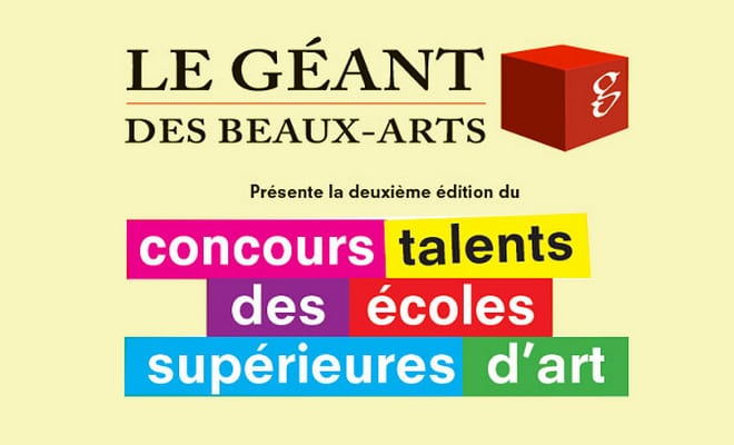 concours talents des ecoles sup u00e9rieurs d u0026 39 art