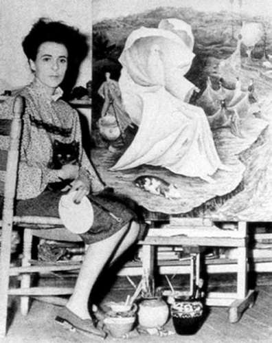 Leonora Carrington.