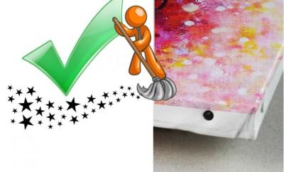 Comment organiser des tableaux sur un mur amylee Nettoyer un mur peint