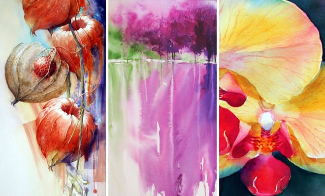 tableau-fleurs-artiste-peintre
