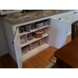 Small Crop Of Dining Room Cabinets