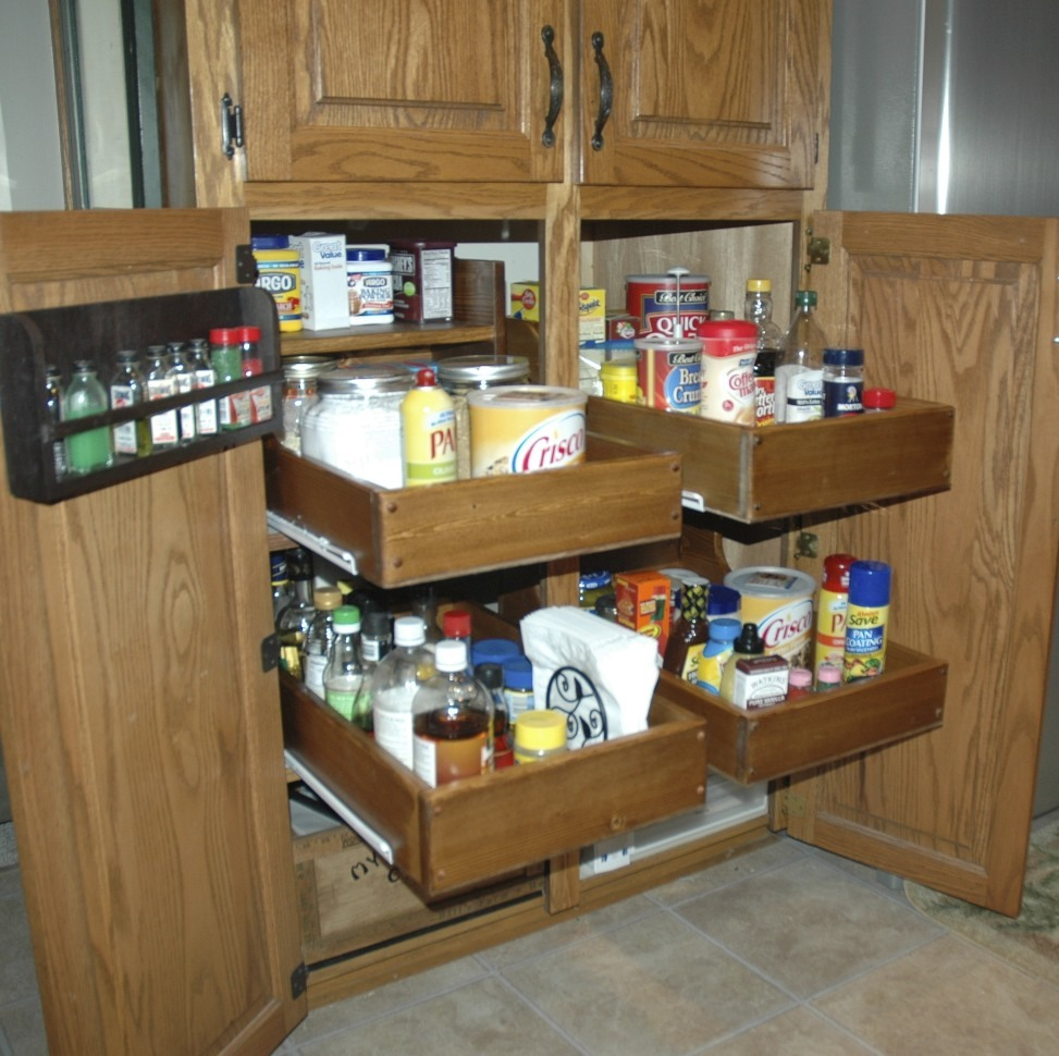 pull out cabinet drawers kitchen cabinet drawers