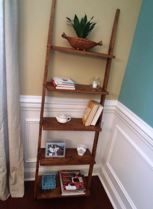 Medium Of Small Wood Shelf Plans
