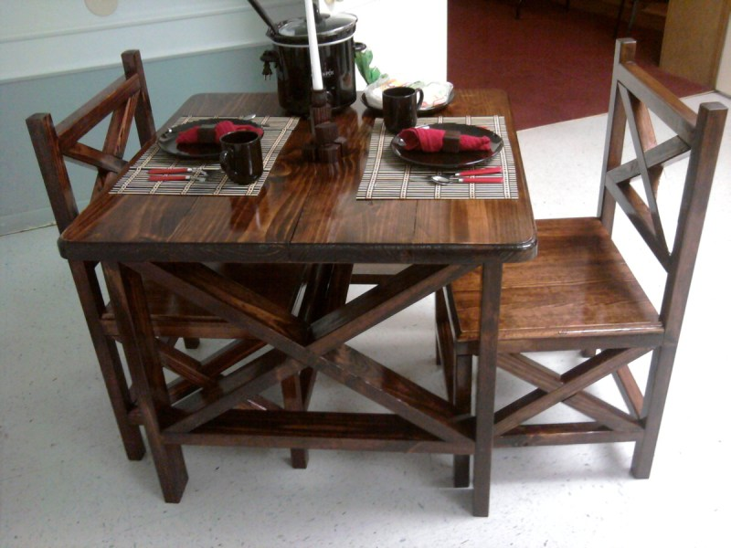 Large Of Rustic Dining Chairs
