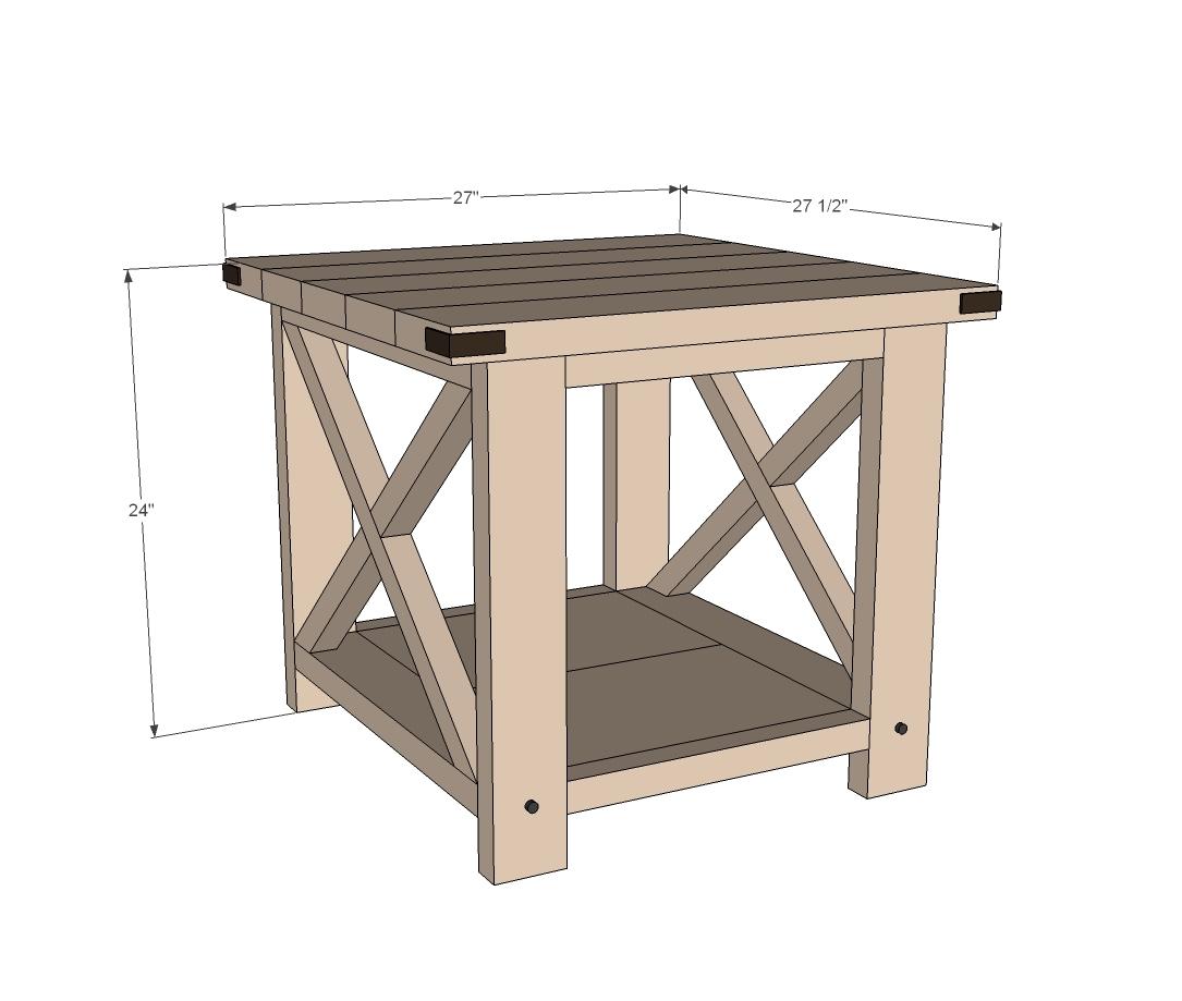 Fullsize Of Homemade Rustic Furniture