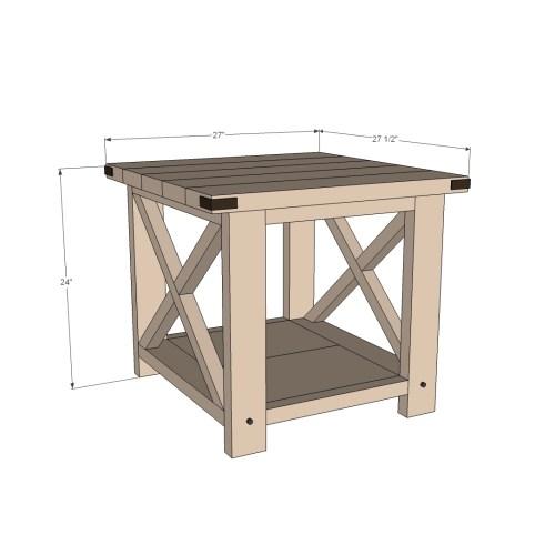 Medium Crop Of Homemade Rustic Furniture