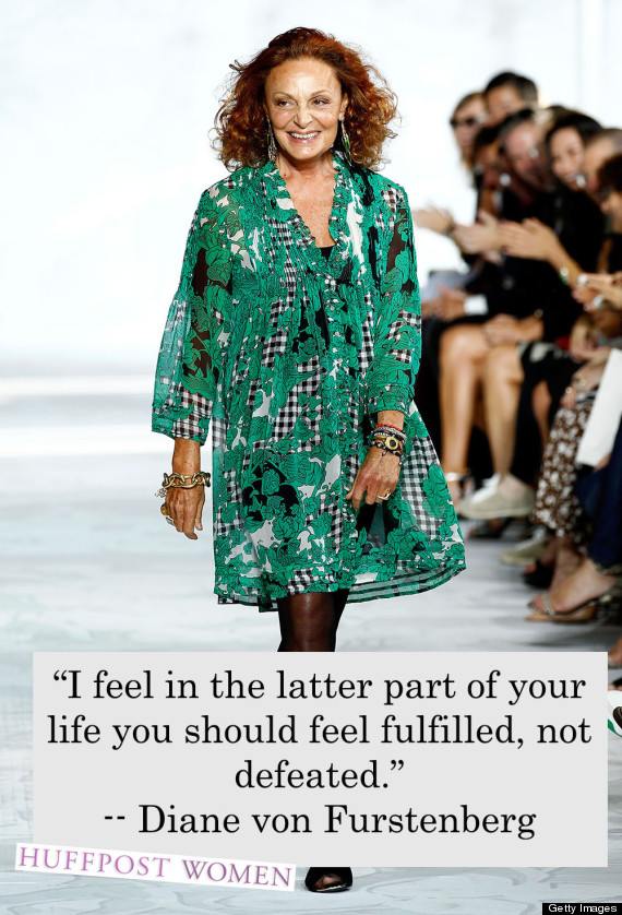 Diane Von Furstenberg - Runway - Mercedes-Benz Fashion Week Spring 2015