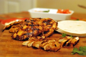 Best Ever Fajita Chicken Marinade