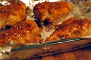 World's Best Baked Chicken