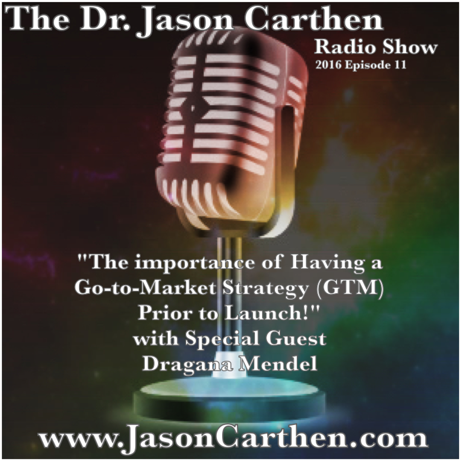 Radio Interview: Discover the Leader in You