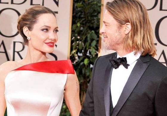 Angelina Jolie y Brad Pitt llegan a acuerdo temporal de custodia