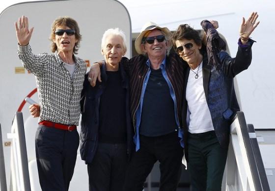 Los Rolling Stones prohíben uso de sus canciones en la campaña de Trump