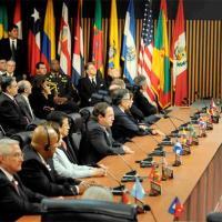 Aplicación de Carta Democrática depende de cuatro países