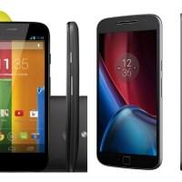 Motorola Moto G4 o Motorola Moto G4 Plus, ¿Cúal es mejor?