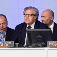 Almagro y la dignidad de la OEA