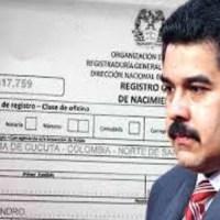 Comisión viajó a Colombia para investigar nacionalidad de Maduro