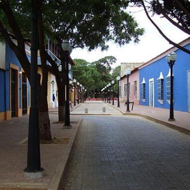 Calles coloniales de Coro