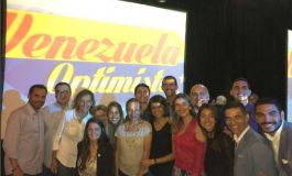 Optimismo es lo que sobra en Venezuela (Video)