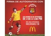 McDonald's La Castellana será la sede del Caracas Fútbol Club