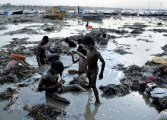 El agua contaminada amenaza la salud de 300 millones de personas