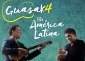 """Guasak4 presenta en el BOD su recorrido musical """"Por América Latina"""""""