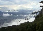 Teleférico Warairarepano, paseo en cabina hasta el pulmón de Caracas