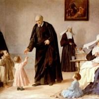 27 septiembre: Día de San Vicente de Paúl