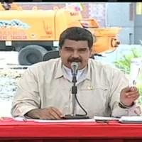 Maduro decreta aumento de salario mínimo integral de 40%