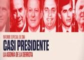 """CNN en Español presenta el documental """"Casi presidente: la agonía de la derrota"""""""