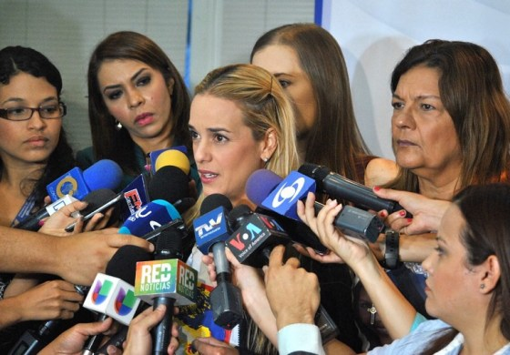 Tintori: Llegó la hora de la lucha pacífica desde la calle y por la libertad