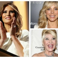 Tres matrimonios y dos divorcios: Estas son las mujeres de Donald Trump