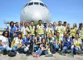 Aserca Airlines cierra ciclo 2016 de barridos FOD en Maiquetía
