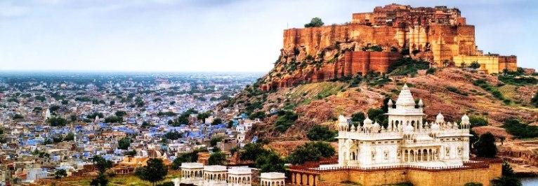 Jodhpur es un gran destino si se quiere conocer India