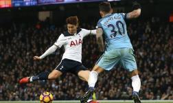 Tottenham salva un empate ante el City