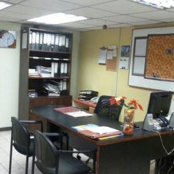 Oficinas de la Escuela de Médicos del Hospital Vargas