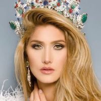 """¡Entre las favoritas! Mariam Habach ganó banda de """"Mejor cuerpo y piel"""" del Miss Universo"""