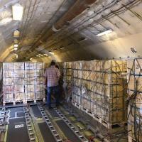 Llega un nuevo cargamento con 30 millones de billetes de 1.000 bolívares