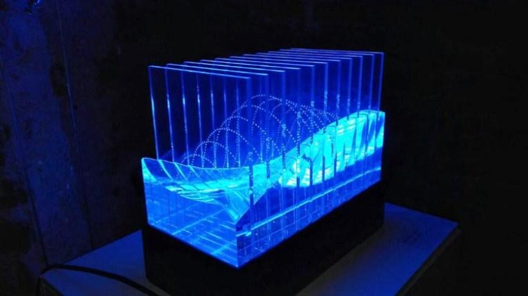 Ricardo Laverde obra Insight Light2