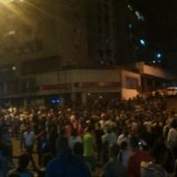 Reportaron protesta en av Baralt por toma de panaderías y que fue disuelta por GNB