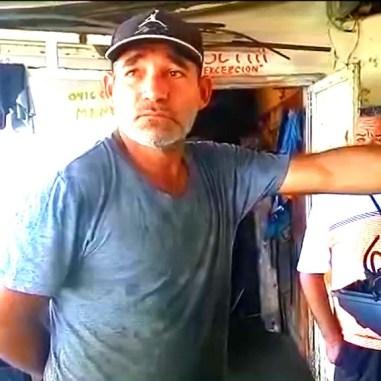 José Manuel Marcano, pescador y mecánico, de Nueva Esparta víctima de los ladrones de altamar