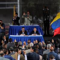 Asamblea Nacional juramentó a 33 nuevos magistrados del TSJ