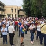 Se espera una afluencia de 43.000 venezolanos entre los tres centros para la Consulta Popular en Panamá/ Foto: María González
