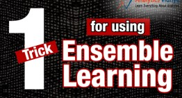 Powerful 'Trick' to choose right models in Ensemble Learning