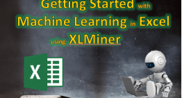 Getting started with Machine Learning in MS Excel using XLMiner