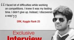 Exclusive Interview with SRK, Sr. Data Scientist, Kaggle Rank 25
