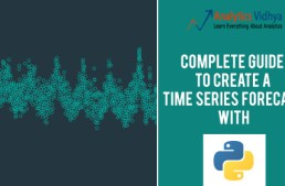 Complete guide to create a Time Series Forecast (with Codes in Python)