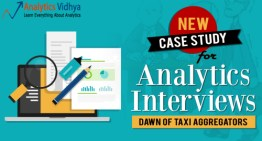 New Case Study for Analytics Interviews: Dawn of Taxi Aggregators