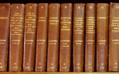 La dématérialisation d'un instrument de recherche du 18e siècle : le projet « Lancelot » des archives de Meurthe-et-Moselle
